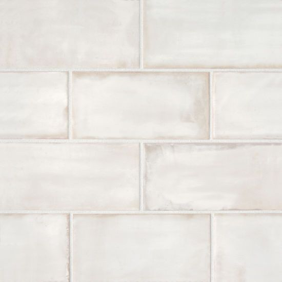 Bedrosians Chateau Canvas 4 X 8 Ceramic Wall Tile Ceramic