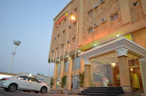 هوليدي سيزون فنادق السعودية شقق فندقية السعودية Tabuk Province Tabuk Locations
