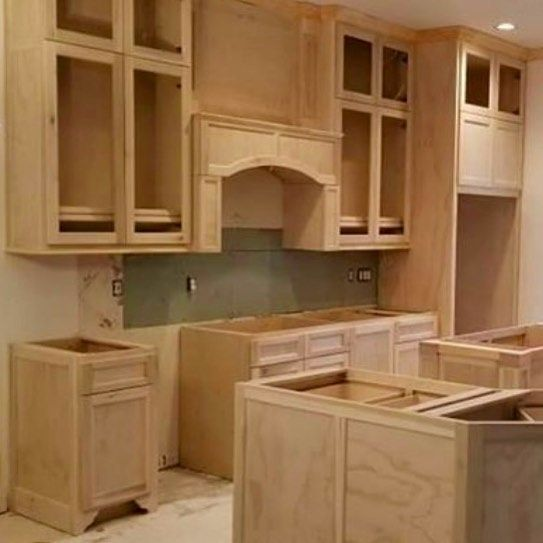 Nothing More Beautiful Than A Custom Kitchen Coming Alive Kitchendesign Kitchensofinstagram Customkitchen Fin Custom Kitchen Kitchen Remodel Kitchen Design