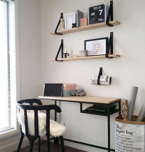 26 Ikea Vittsjo Desk Hacks Comfydwelling Com Ikea Vittsjo Home Home Office Space