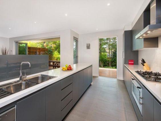 17 Devon  Street, North Epping, NSW 2121 #caesarstone #kitchen #design #inspiration #benchtop #renovation #ideas