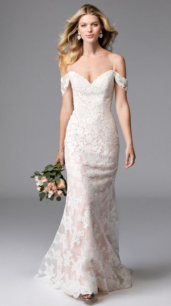 love the top Gorgeous Lace Takes Over Wtoo's Fall 2016 Collection | TheKnot.com