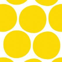 http://www.avalisa.com/   Big dots Stretched Wall Art from $59