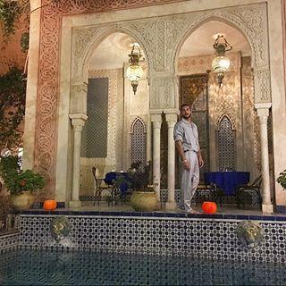 Last night in Marrakech. (Giuro è l'ultima roba sobria che pubblico!) 😎💃🏿🙈 #marrakech