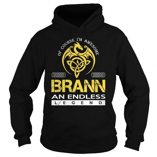 BRANN An Endless Legend (Dragon) - Last Name, Surname T-Shirt - #gift box #baby gift. BRANN An Endless Legend (Dragon) - Last Name, Surname T-Shirt, college gift,shirt for teens. SAVE =>...