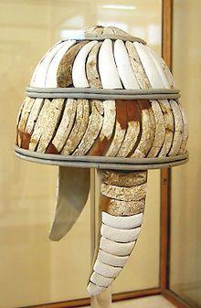 Boar's tusk helmet - Wikipedia, the free encyclopedia