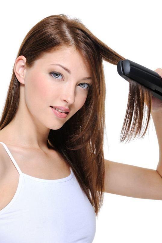 7 errores que debes evitar al usar planchas para el pelo