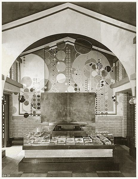 Frank lloyd wright lloyd wright and wall murals on pinterest for Chicago mural group
