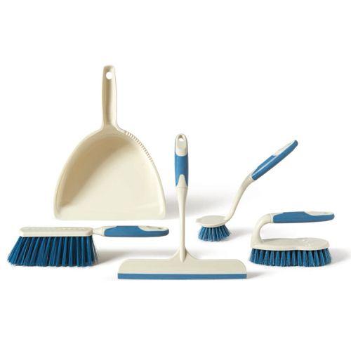 Kit De Accesorios Para La Limpieza 5 Piezas Limpiacristales