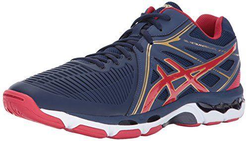 ASICS Men's Gel Netburner Ballistic MT Volleyball Shoe in