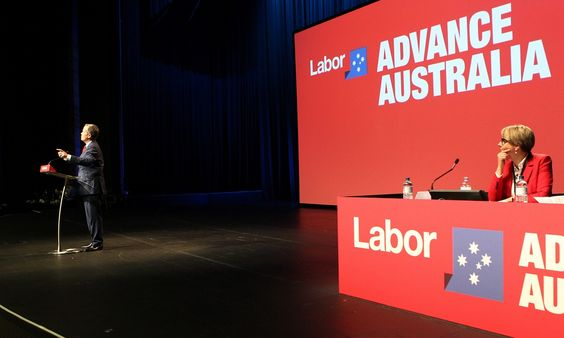 Labor conference rejected push for federal anti-corruption commission 'Multiple levels of integrity and assurance' are already in place, says frontbencher Gary Gray after motion for independent commission taken down at last minute