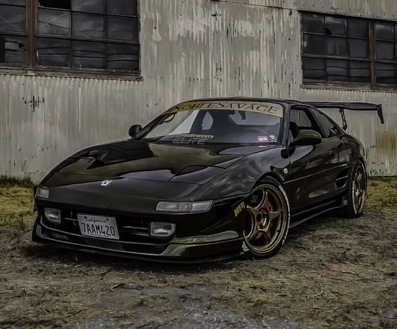Toyota Mr2 In 2020 Toyota Mr2 Toyota Toyota Cars