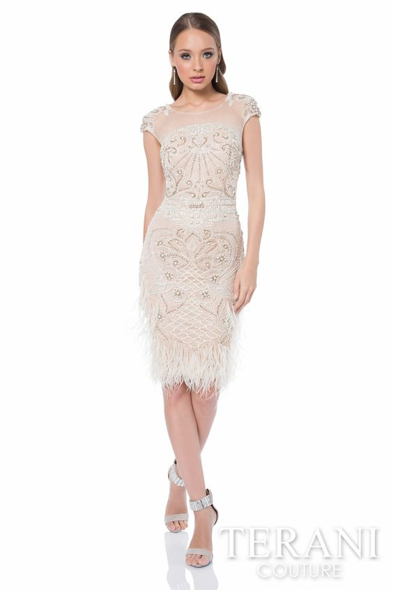 Terani Couture - 2016 Cocktail Dress Style: 1611C0039 #cocktaildress ...