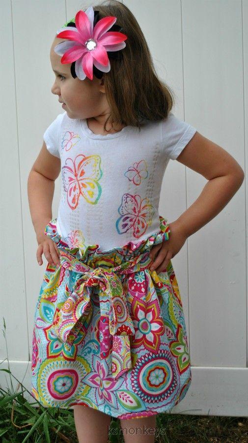 Millie Skirt $25.00