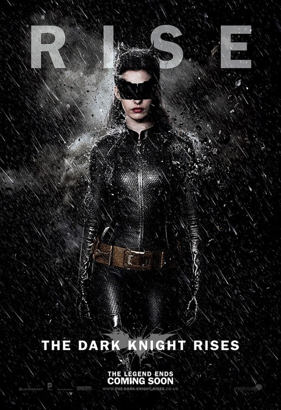 i hate her as Catwoman..