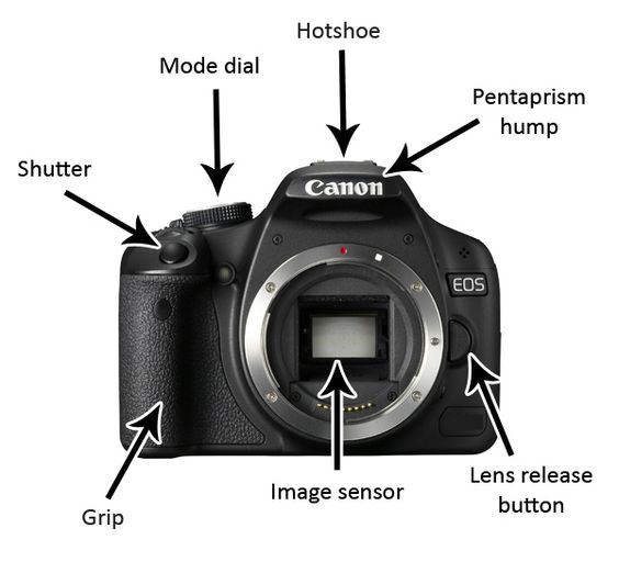 Basic Photography Using a Digital Camera - TTU-EDIT