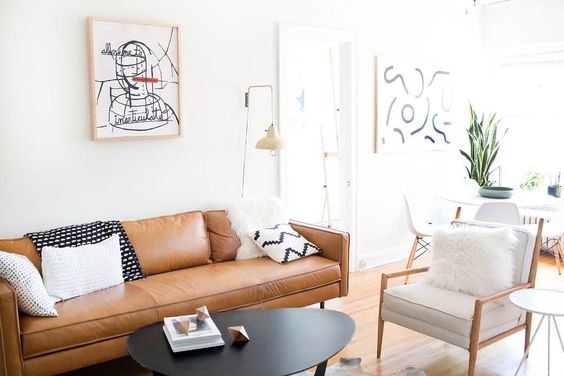 A Bright, Light & Carefully Crafted Home & Art Studio — House Call