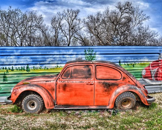 Parked II Photo Print by BuffaloGoods on Etsy