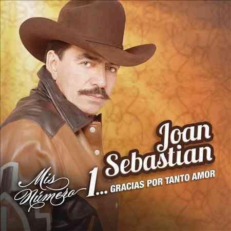 Joan Sebastian - Mis Numero 1: Gracias Por Tanto Amor