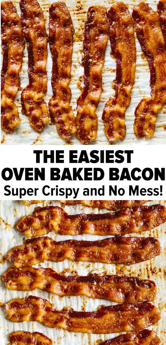 How to Cook Bacon in the Oven - So Easy!