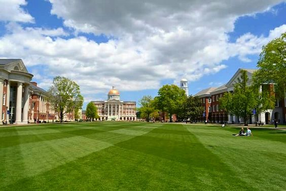 This is the incredible campus of CNU!