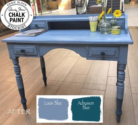 Auction find transformed with Annie Sloan Chalk Paint | ann sloan ...