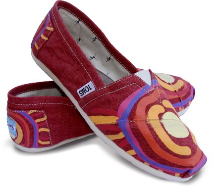 Want these Tom's DMB shoes!!!