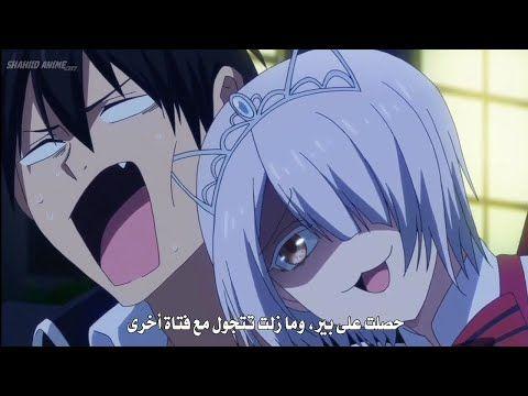 أنمي رومنسي مدرسة جولييت الداخلية الحلقة4 القسم٤ Youtube Anime Art