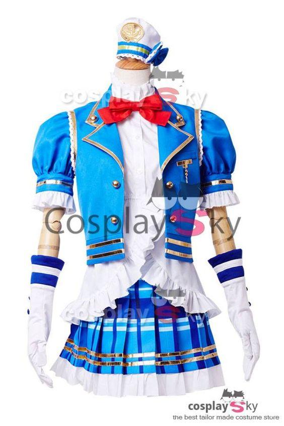 #cosplaysky LoveLive! Sunshine!! Aqours Kurosawa Dia Cosplay Disfraz _1