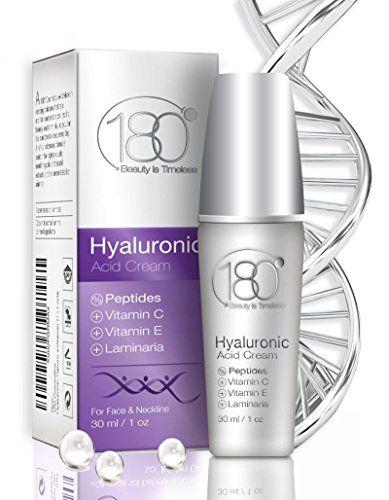 AFFAIRE DU JOUR -180 Cosmetics Hyaluronic Cream + Peptides - La meilleure gamme au monde de soins a l'acide hyaluronique. Pour le visage,…