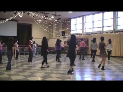 A-B Cry To Me Line Dance - YouTube