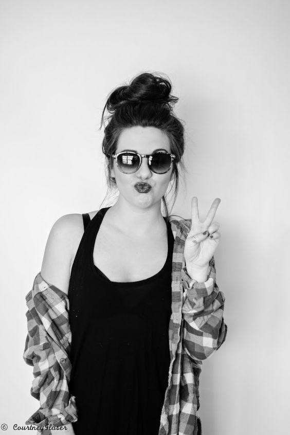 Peace out, super fun, fashion