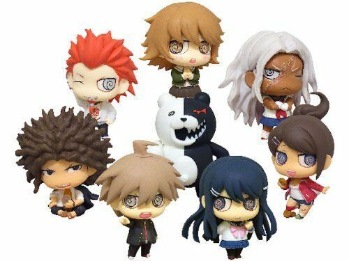 Danganronpa The Animation ultra-high school class Nochimi Character Trading