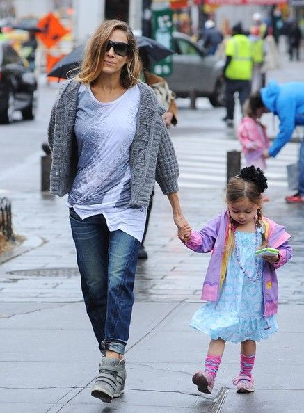 Sarah Jessica Parker and Tabitha Broderick Photos Photos - 'Sex And The City'…