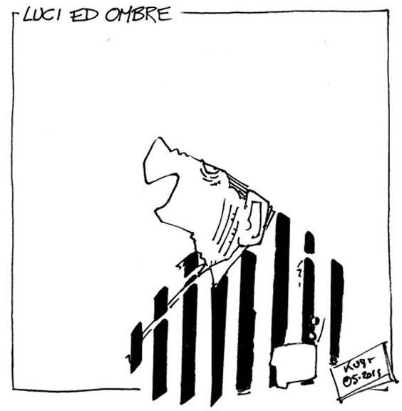 ITALIAN COMICS - Silvio Berlusconi: il Padre della Patria…visto da Stefano Trucco - Kurt