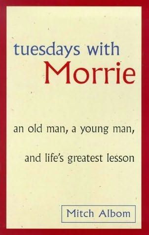I've read a lot of Mitch Albom's others, except for his most famous one. Definitely on my list.