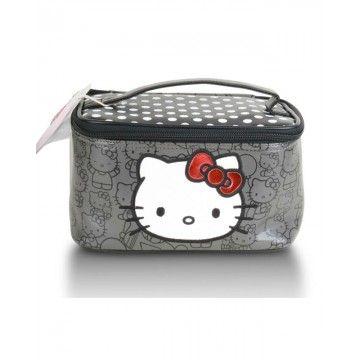 Hello Kitty Black Case / Bag