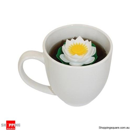 T-lily Floating Flower Tea Infuser