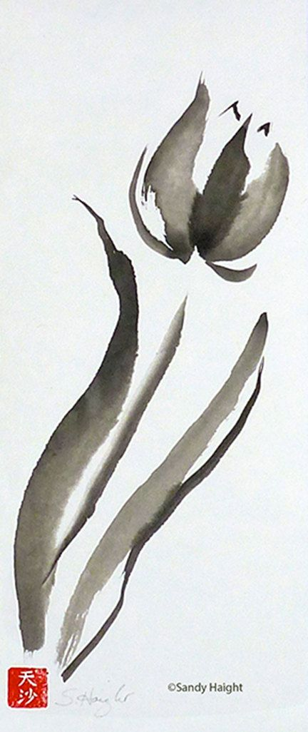 incline-tulip-original-peinture-sumi
