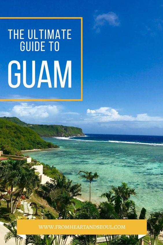 Are you traveling to the beautiful island of Guam? We have the lowdown on all of Guam's hidden gems. The BEST oceanfront Airbnb, amazing snorkeling spots, breathtaking views, fresh seafood and more!