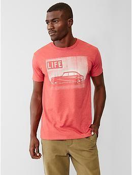 Life® car T-shirt