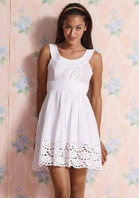 cute summer dresses for teenage girls - Indian Heroines in short ...