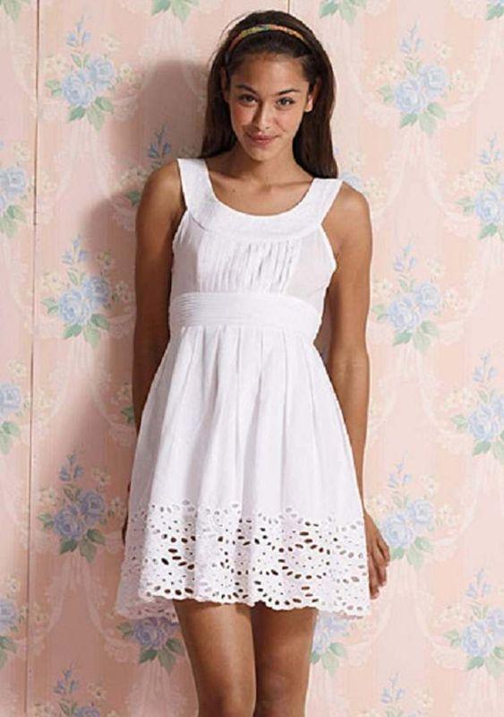 cute summer dresses for teenage girls  Indian Heroines in short ...