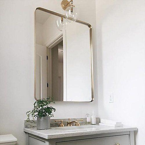 Katie Acorn Wall Sconce Modern Master Bathroom Visual Comfort Bathroom Redesign