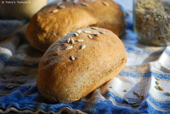 Ich back's mir (ganz schnell): Suuuperschnelles Brot mit Haferkleie [Steht in einer Stunde auf'm Tisch!]