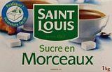 Saint Louis Sucre en morceaux 1 kg