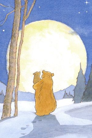 Goodnight little bear - by Martin Waddell