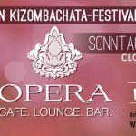 Autumn KizomBachata-Festival Closing Party im Opera  Zum Abschluss des Festivals laden wir euch alle zu uns nach Hause ein! Opera ist im Herzen von Nürnberg wo jeden Sonntag schon im dritten Jahr unsere berühmte KizomBachataLounge stattfindet. Diesen Sonntag nutzen wir im Rahmen des Festivals um unsere Gäste zu verabschieden. Es lohnt sich auf alle Fälle Opera mit der außergewöhnlich offenen zweigeschossigen []  Mehr Salsa Bachata Kizomba Informationen auf salsastisch.de.