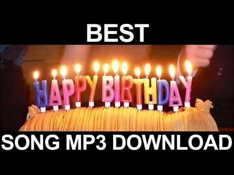 Best Happy Birthday Song Free Download Mp3 Youtube In 2020 Happy Birthday Song Happy Birthday Song Mp3 Birthday Songs Mp3