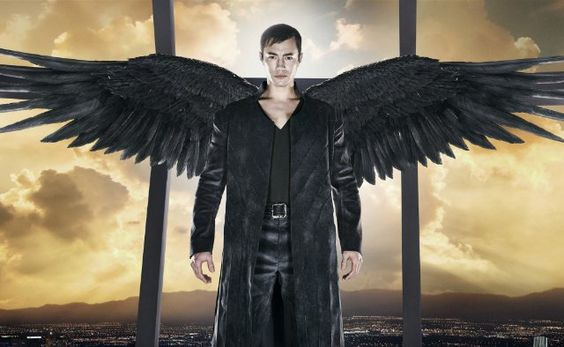 Tom Wisdom as Michael from TV Series Dominion.